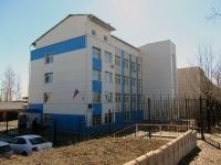 Bratsk,  , house 16. court