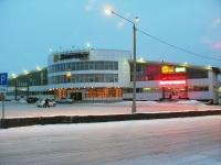 Братск, рынок Элегант-Падун, проезд Стройиндустрии, дом 44