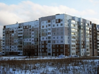 Bratsk,  , house 5. Apartment house