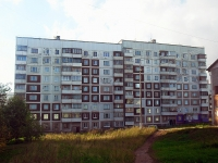 Bratsk,  , house 9. Apartment house