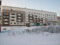 Bratsk,  , 房屋 11. 公寓楼