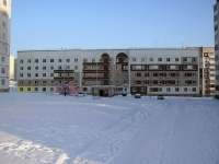 Bratsk,  , house 11. Apartment house