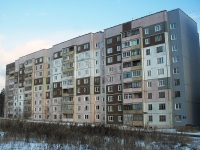 Bratsk,  , house 15. Apartment house