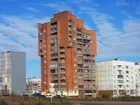 Bratsk,  , house 1. Apartment house