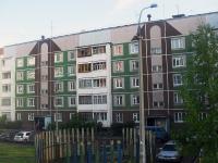 Bratsk, Olimpiyskaya st, 房屋 7. 公寓楼