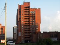 Bratsk, Olimpiyskaya st, 房屋 11. 公寓楼