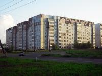 Bratsk, Olimpiyskaya st, 房屋 19. 公寓楼