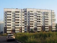 Bratsk, st Industrialny, house 2. Apartment house