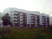 Bratsk, st Industrialny, house 4. Apartment house