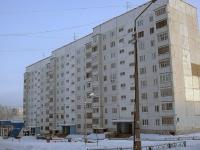 Bratsk, st Industrialny, house 6. Apartment house