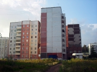 Bratsk, st Industrialny, house 12. Apartment house