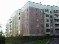 Bratsk, st Industrialny, house 14. Apartment house