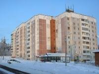 Bratsk, st Industrialny, house 16. Apartment house