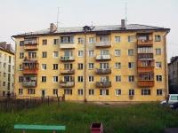 Братск, улица Макаренко, дом 4. многоквартирный дом