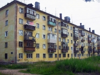 Братск, улица Макаренко, дом 10. многоквартирный дом