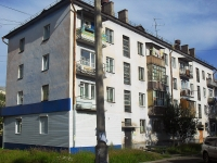 Братск, улица Погодаева, дом 16. многоквартирный дом