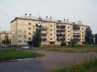 Братск, улица Приморская, дом 3А. многоквартирный дом