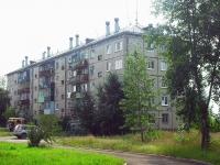 Bratsk, Primorskaya st, 房屋 4. 公寓楼