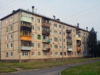 Братск, улица Приморская, дом 5А. многоквартирный дом