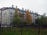 Bratsk, Primorskaya st, 房屋 9. 公寓楼