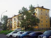 Братск, улица Приморская, дом 11. многоквартирный дом