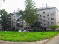 Братск, улица Приморская, дом 12. многоквартирный дом