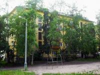 Bratsk, Primorskaya st, 房屋 13. 公寓楼