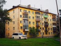 Братск, улица Приморская, дом 13. многоквартирный дом
