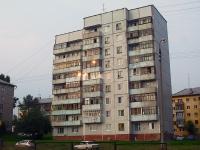 Братск, улица Приморская, дом 14. многоквартирный дом