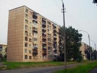 Братск, улица Приморская, дом 16. многоквартирный дом