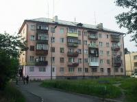 Братск, улица Приморская, дом 17. многоквартирный дом