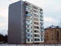 Братск, улица Приморская, дом 19. многоквартирный дом
