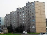 Братск, улица Приморская, дом 20. многоквартирный дом