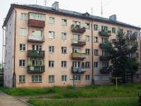 Братск, улица Приморская, дом 21. многоквартирный дом