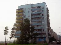 Братск, улица Приморская, дом 22. многоквартирный дом