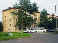 Братск, улица Приморская, дом 23. многоквартирный дом