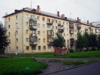Братск, улица Приморская, дом 27. многоквартирный дом