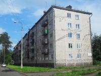 Братск, улица Приморская, дом 29А. многоквартирный дом