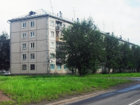 Братск, улица Приморская, дом 31. многоквартирный дом
