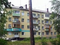 Братск, Солнечная ул, дом 5
