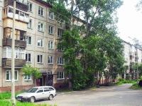 Bratsk, Studencheskaya st, house 4. Apartment house