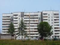 Bratsk, Studencheskaya st, 房屋 10. 公寓楼