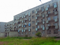 Bratsk, Studencheskaya st, 房屋 14. 宿舍