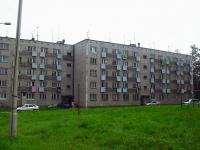 Bratsk, Studencheskaya st, house 16. hostel