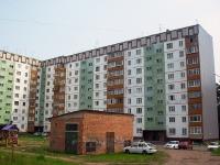 Bratsk, Studencheskaya st, house 18. Apartment house