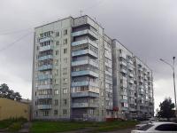 Bratsk, st Tsvetochnaya, house 2. Apartment house