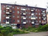 Bratsk, st Tsvetochnaya, house 3. Apartment house