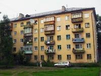 Bratsk, st Tsvetochnaya, house 9. Apartment house