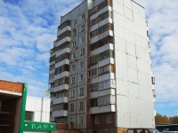 Bratsk,  , house 13. Apartment house