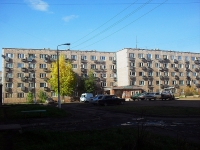 Bratsk,  , house 17. Apartment house